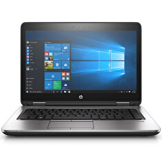 HP ProBook 640 G2; Core i5 6300U 2.4GHz/8GB RAM/256GB SSD/battery VD